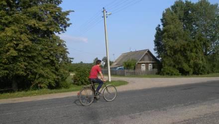 «Катафот был не того цвета». Спор велосипедиста с ГАИ закончился штрафом и переломами