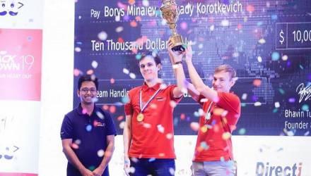 Гомельчанин Геннадий Короткевич победил в крупнейшем конкурсе для программистов в Индии
