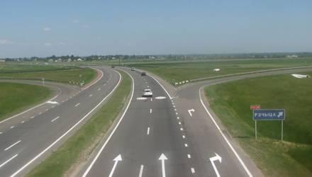 К расширению до четырёх полос участка автодороги Гомель-Калинковичи приступят в 2020 году