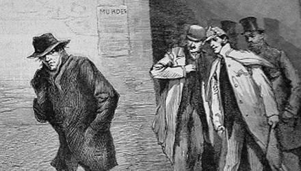 Спустя 120 лет установлена личность Джека-потрошителя