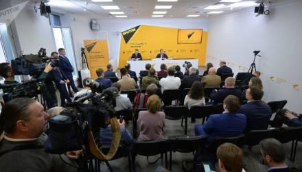 """Посол России Михаил Бабич рассказал о Крыме то, что не хотят видеть и слушать """"независимые"""" СМИ"""