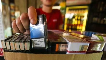 В Беларуси с 1 апреля поднимут цены на сигареты и появятся в продаже новые марки