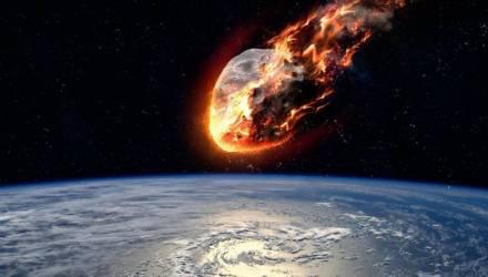 Как 10 атомных бомб: метеорит взорвался над Беринговым морем