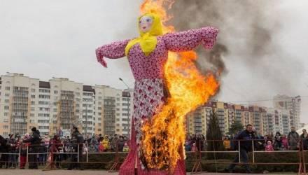 Масленица в Гомеле: полная афиша праздничных мероприятий на субботу, 9 марта