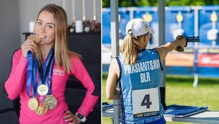 Вера в себя дарит ключ к успеху. Как 22-летняя гомельчанка завоевала титулы чемпионки мира и Европы