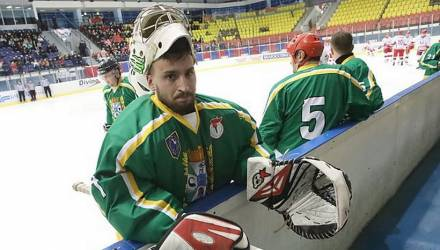 В Жлобине сборная Гомельской области проиграла команде президента с крупным счётом