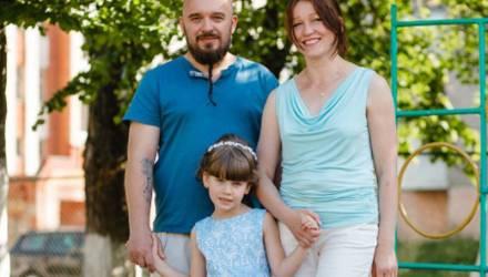 Как справиться родителям с внезапно обрушившимся горем, или История семьи, воспитывающей особенного ребёнка