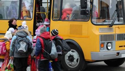 В Гомеле школьники младших классов смогут ездить на маршрутных такси бесплатно