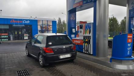 В Беларуси решили поднять ставки акцизов на топливо