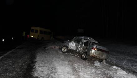 Следователи просят отозваться очевидцев смертельного ДТП с речицкой маршруткой под Гомелем