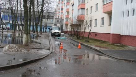 В Гомеле на улице Кожара грузовик насмерть сбил пенсионерку