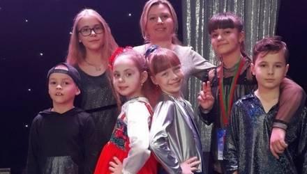 Музыкальные детки из Гомеля покорили сцену Минска