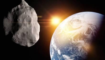 Мы все умрём? Крупный астероид приближается к Земле