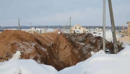 Проект постановления: Как владельцы участков будут платить за подключение воды и канализации