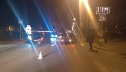 В Гомеле пьяный пешеход ходил туда-сюда по городу и был сбит непростым автомобилем
