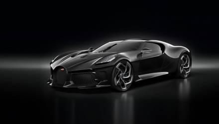Bugatti показал самый дорогой в мире автомобиль. Он уже продан