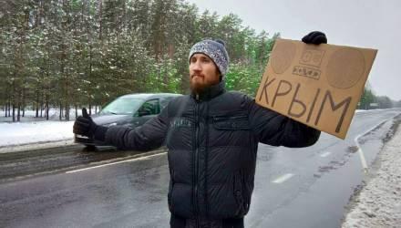 «А как вы думаете, чей Крым?» или Как язык жителя Гомельской области даже до Киева не довёл