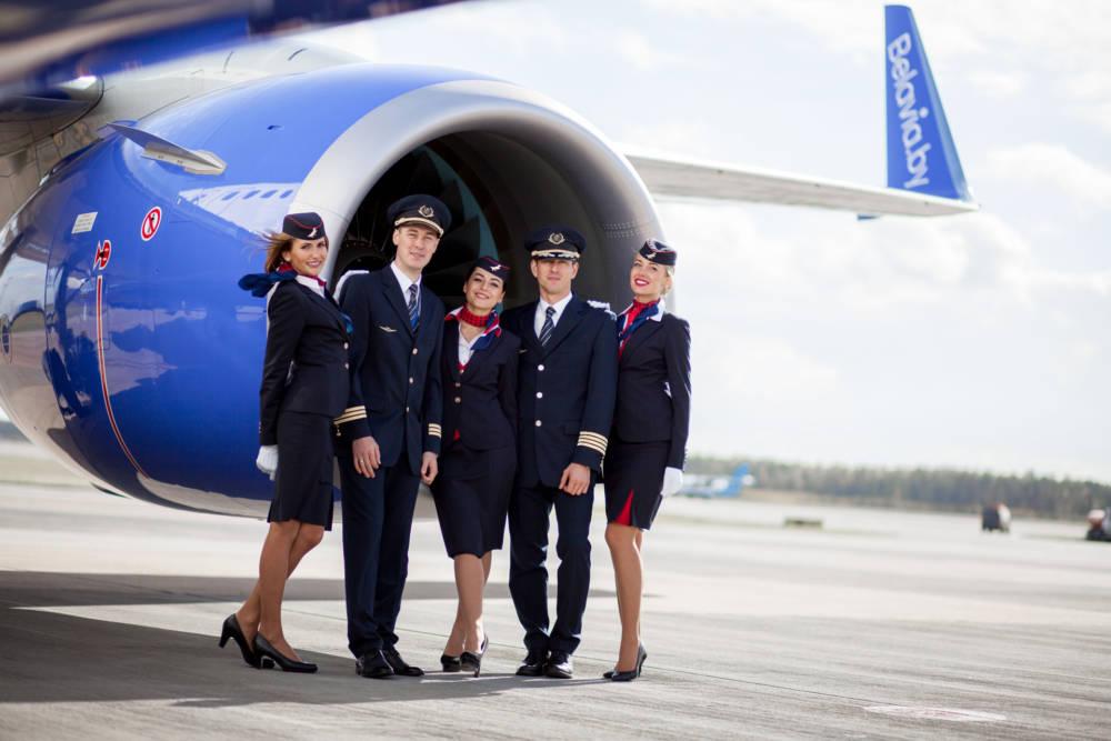 зимняя форма пилотов авиакомпании авиакон фото