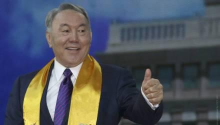 Президент Казахстана Нурсултан Назарбаев ушёл в отставку