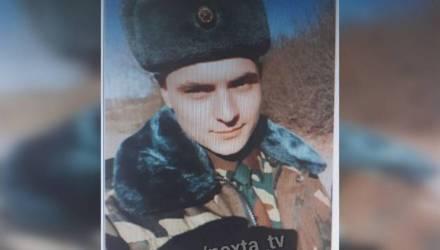 Солдат-срочник из Гомельской области ушёл из части в Печах. Его ищут шестой день, возбуждено уголовное дело