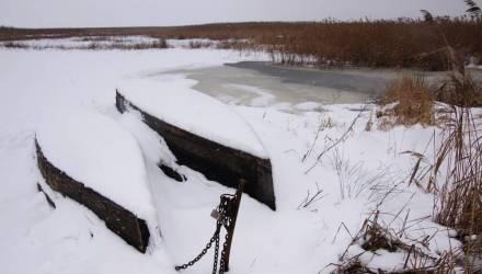 Полешуки с озера Червоное просят Лукашенко не отдавать водоем нацпарку «Припятский»