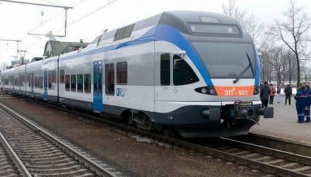 Железнодорожники планируют запустить электропоезд по маршруту Светлогорск-Минск