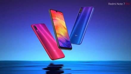Redmi Note 7 Pro от Xiaomi представлен официально и стоит 197 долларов
