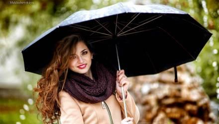 Дождливо и до +7. Погода в Гомеле на выходных