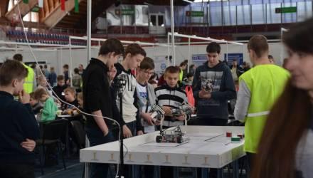В Гомеле пройдёт областной турнир по робототехнике ROBOQUEST