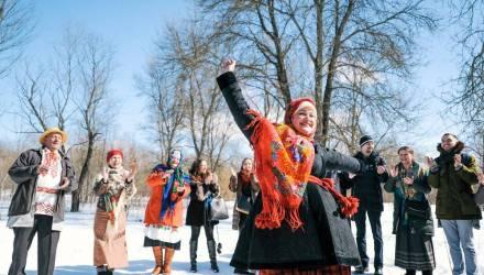 Обряд «Гуканне вясны» проведут 23 марта в Гомеле