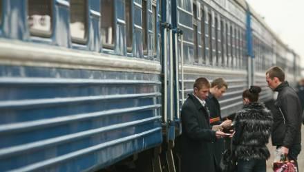 «Из Минска ходит всего один поезд». Белоруска добивается лучшего ж/д-сообщения с Мозырем