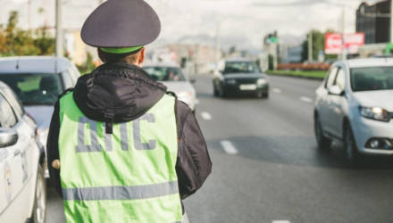 На Гомельщине сотрудники ГАИ за 3 часа остановили 80 авто без техосмотра
