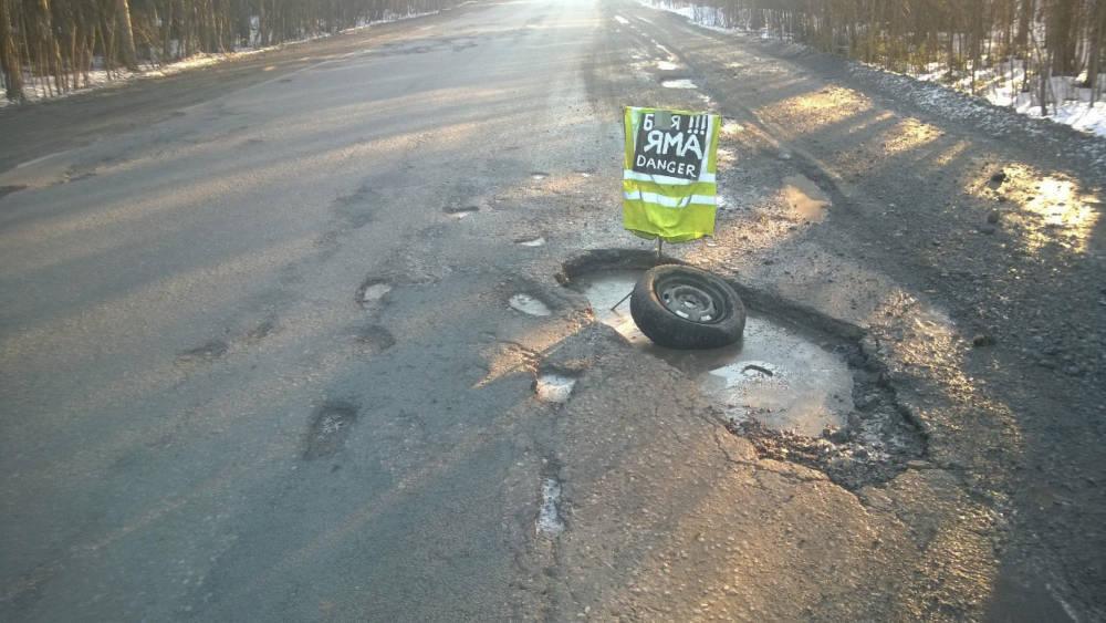 Стало известно, когда отремонтируют дороги в Гомельском районе