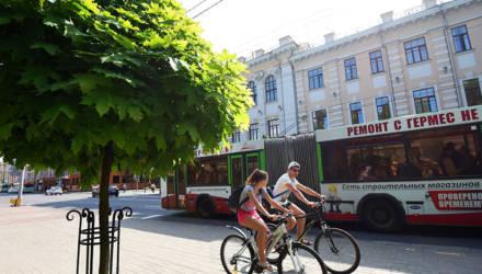 Изменение в движении транспорта на Радуницу в Гомеле