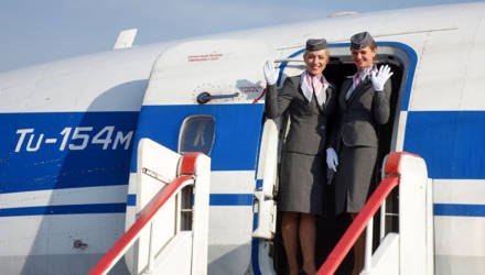 Белорусские стюардессы рассказали о том, что их бесит