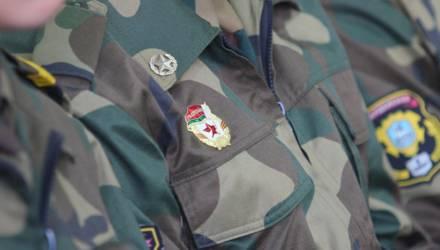 Умер солдат-срочник, которого в Витебске придавило автомобилем