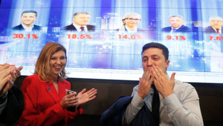 Как Зеленский шутил о Беларуси: выборы президента и нормандская четвёрка
