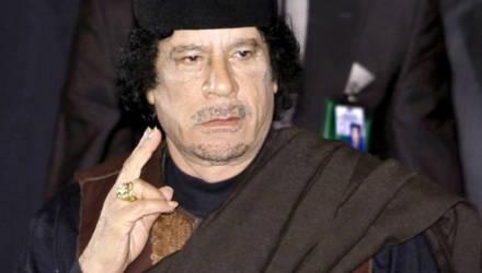 Пропавшие миллионы Каддафи нашли в Южной Африке