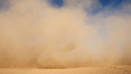 Пыль из пустыни Сахара летит в Беларусь. Чем это грозит?