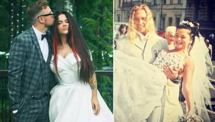 Бьянка, Волочкова, Королёва: как звёзды шоу-биза выглядели на своих свадьбах
