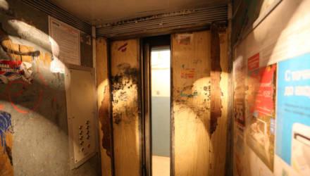 В последнее время участились обращения жителей городских многоэтажек с жалобами на перебои в работе лифтов