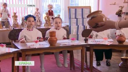 Белорусский язык с первых шагов жизни - в одном из детских садиков Гомеля