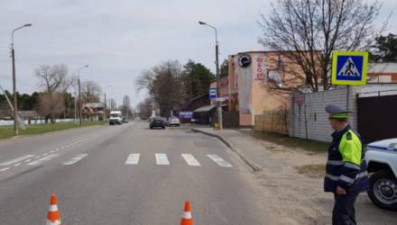 Прокурор дал санкцию на заключение под стражу пьяного бесправника, который сбил двух пешеходов в Гомеле