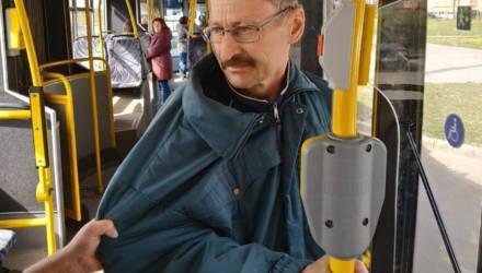 В автобусе белорус демонстрировал гениталии пассажирам. Милиция опубликовала фото