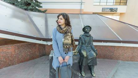 Живая бронза. Как скульптуры Вячеслава Долгова меняют Гомель и настроение его жителей