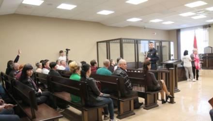 Начался суд по делу о финансовой пирамиде, которой руководил предприниматель из Калинковичей