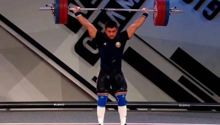 Как будущий чемпион Европы гомельчанин Евгений Тихонцев делал первые шаги в тяжелой атлетике