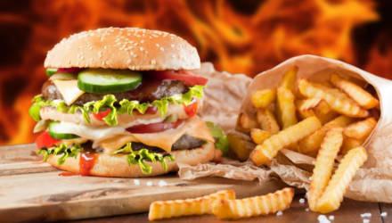 Вредная еда убивает больше людей, чем курение – учёные