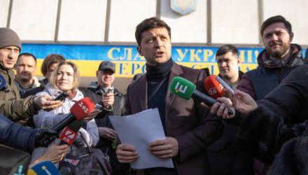 Зеленский рассказал, как прекратит войну в Донбассе в случае победы на выборах