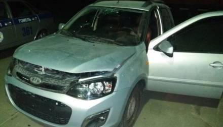 Хотел покататься. Сотрудники ГАИ задержали пьяного гомельчанина, который угнал автомобиль из ремонта